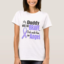 Angel 1Daddy Esophageal Cancer T-Shirt
