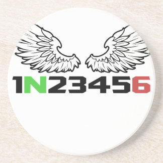 angel 1N23456 Coaster