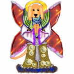 ángel 2010 (Labrador) del perrito Esculturas Fotograficas