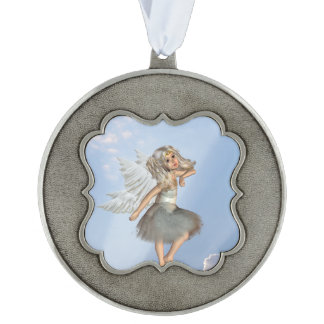 angel-26.png scalloped pewter ornament