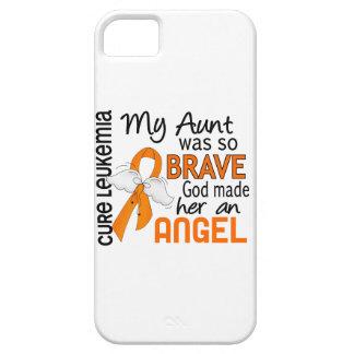 Angel 2 Aunt Leukemia iPhone SE/5/5s Case