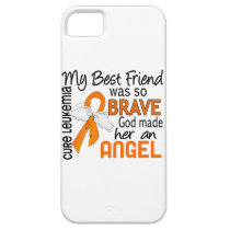 Angel 2 Best Friend (Female) Leukemia iPhone SE/5/5s Case