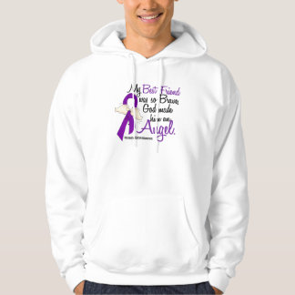 Angel 2 Best Friend (Male) Pancreatic Cancer Pullover