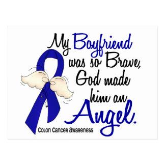 Angel 2 Boyfriend Colon Cancer Postcard