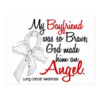 Angel 2 Boyfriend Lung Cancer Postcard