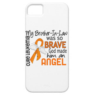 Angel 2 Brother-In-Law Leukemia iPhone SE/5/5s Case