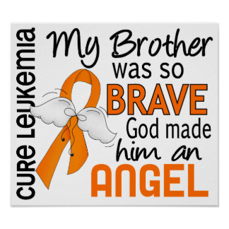 Angel 2 Brother Leukemia Posters