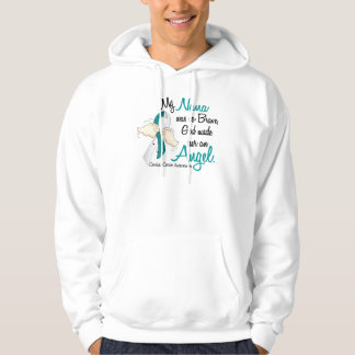Angel 2 Cervical Cancer Nana Hoodie
