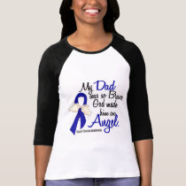 Angel 2 Dad Colon Cancer T-Shirt