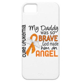 Angel 2 Daddy Leukemia iPhone SE/5/5s Case