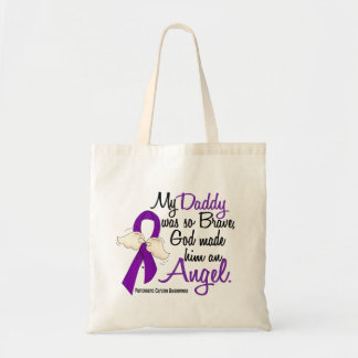 Angel 2 Daddy Pancreatic Cancer Bags