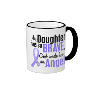 Angel 2 Daughter Stomach Cancer Coffee Mug