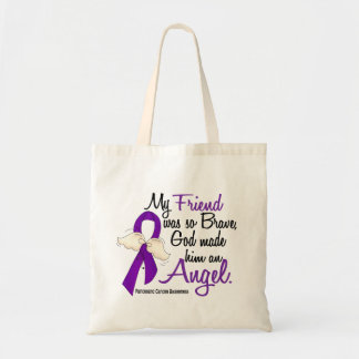 Angel 2 Friend Pancreatic Cancer Bags