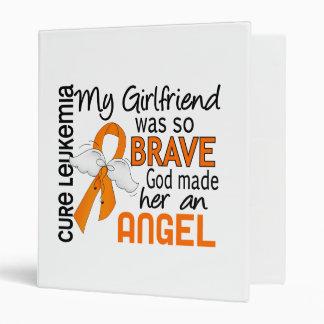 Angel 2 Girlfriend Leukemia 3 Ring Binder