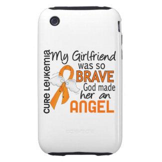 Angel 2 Girlfriend Leukemia Tough iPhone 3 Case