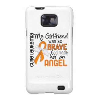 Angel 2 Girlfriend Leukemia Galaxy SII Cases