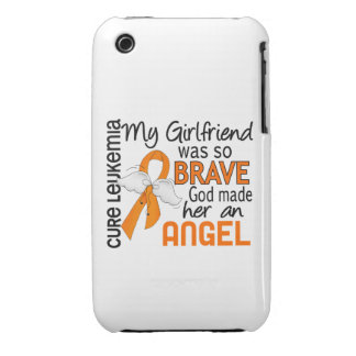 Angel 2 Girlfriend Leukemia iPhone 3 Case-Mate Cases