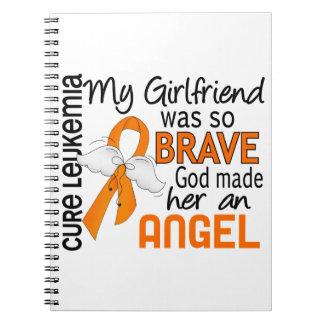 Angel 2 Girlfriend Leukemia Note Books