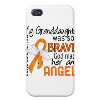 Angel 2 Granddaughter Leukemia iPhone 4 Case