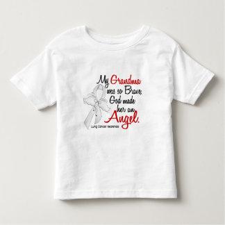 Angel 2 Grandma Lung Cancer Toddler T-shirt