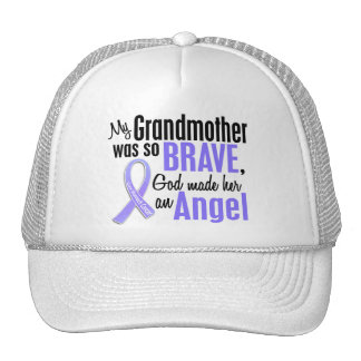 Angel 2 Grandmother Stomach Cancer Hat