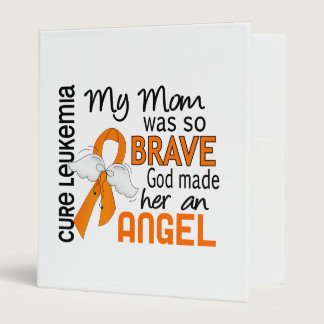 Angel 2 Mom Leukemia Binder