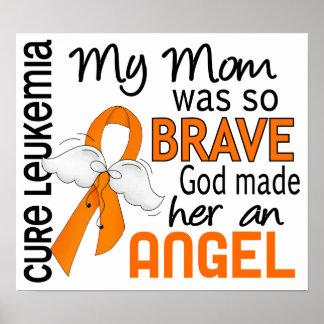 Angel 2 Mom Leukemia Poster