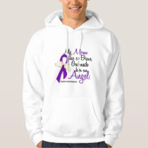 Angel 2 Mom Pancreatic Cancer Hoodie
