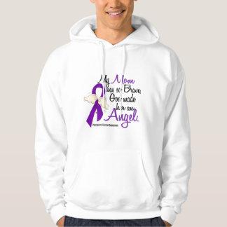 Angel 2 Mom Pancreatic Cancer Hoodie