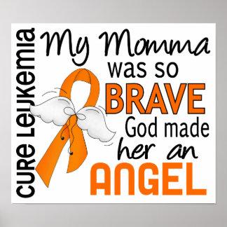 Angel 2 Momma Leukemia Poster