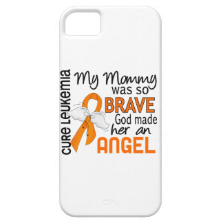 Angel 2 Mommy Leukemia iPhone SE/5/5s Case