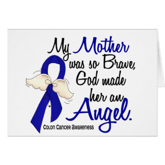 Angel 2 Mother Colon Cancer Cards