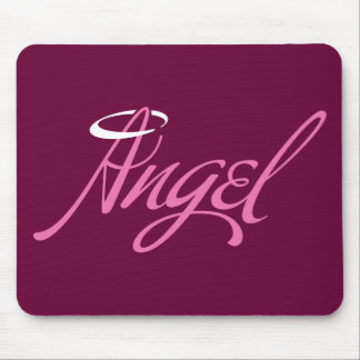 Angel 2 mouse pad
