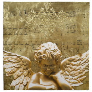 Angel #2 napkin