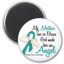 Angel 2 Ovarian Cancer Mother Magnet