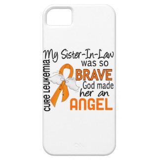 Angel 2 Sister-In-Law Leukemia iPhone SE/5/5s Case