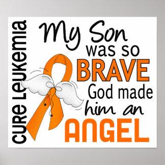 Angel 2 Son Leukemia Poster