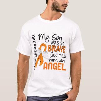Angel 2 Son Leukemia T-Shirt