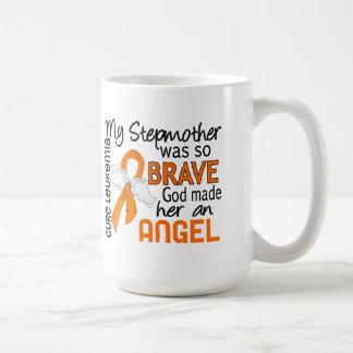 Angel 2 Stepmother Leukemia Mugs
