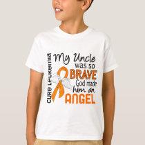 Angel 2 Uncle Leukemia T-Shirt