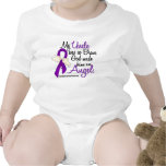 Angel 2 Uncle Pancreatic Cancer Tee Shirts