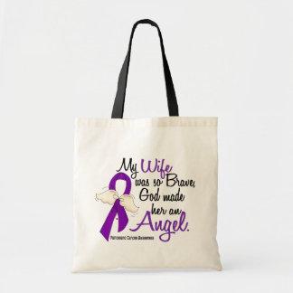 Angel 2 Wife Pancreatic Cancer Bag