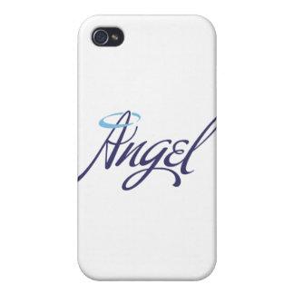 Ángel 3 iPhone 4 carcasa