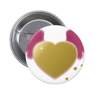 Angel #3 pinback button