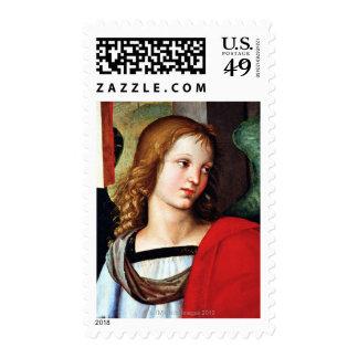 Angel 3 stamp