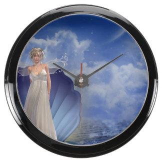 angel-6 aqua clocks