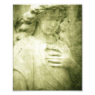 Angel 6 photographic print