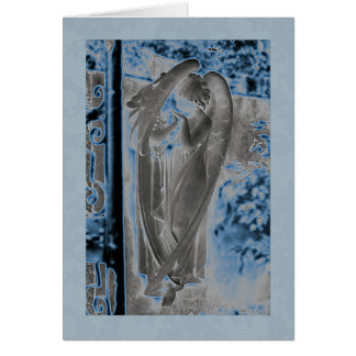 Angel 6 stationery note card