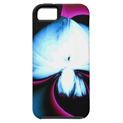 Ángel (a) iPhone 5 Case-Mate cárcasas