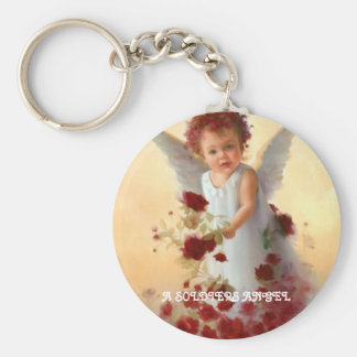 angel, A SOLDIERS ANGEL Keychain